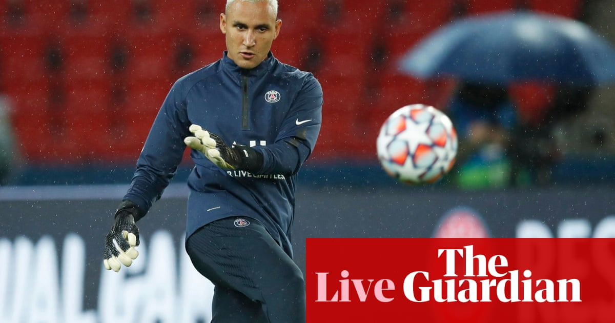PSG v Manchester United: Champions League – live! - the guardian