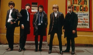 The Rolling Stones: got plenty of satisfaction from those boots.