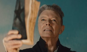 Neither a radio nor a colour television … David Bowie Blackstar still