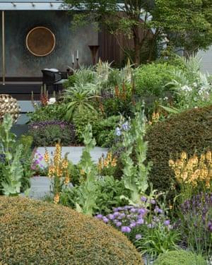 Chris Beardshaw's Morgan Stanley garden