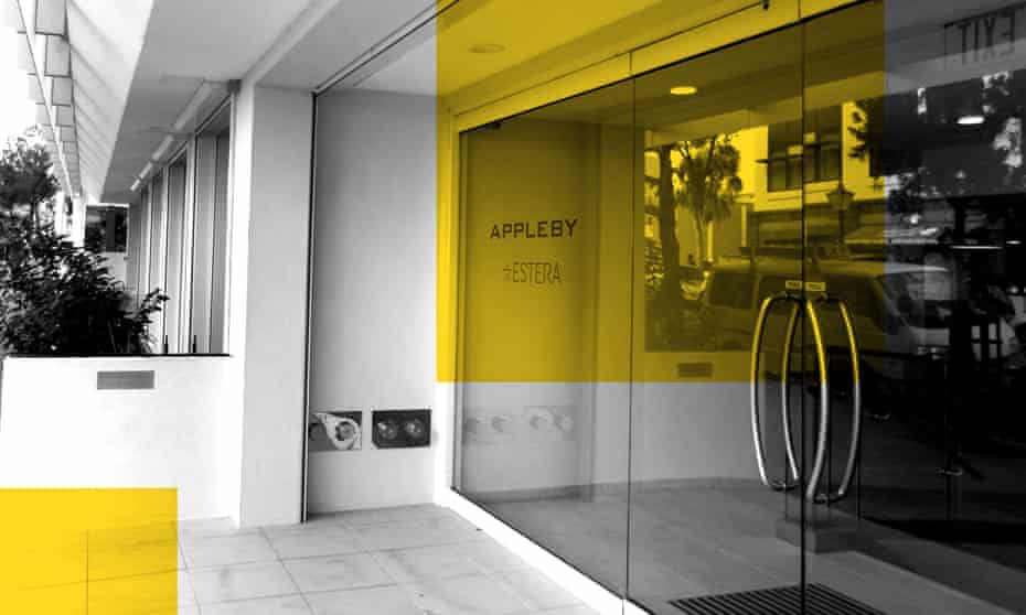 Appleby's offices.