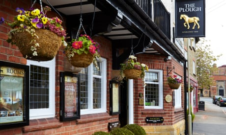 The Plough at Scalby, North Yorkshire: hotel review