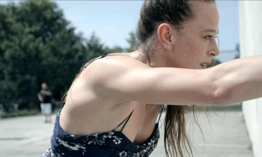 Smith in the 2017 documentary Bobbi Jene.