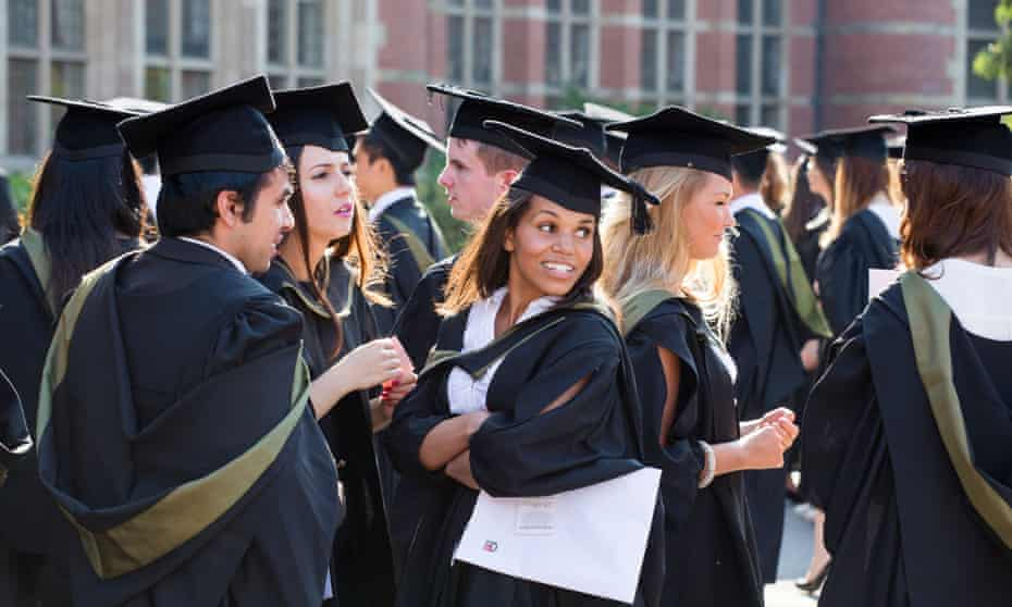 Birmingham University graduation ceremony