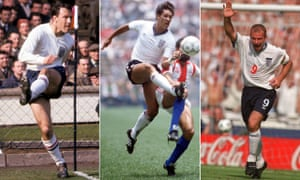 Jimmy Greaves, Gary Lineker and Alan Shearer knew where the net was.