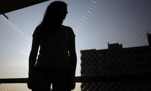A 25-year-old woman in Chile who did not want to be identified