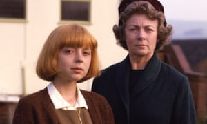 Charlotte Coleman and Geraldine McEwan in the TV adaptation of Oranges Are Not the Only Fruit.
