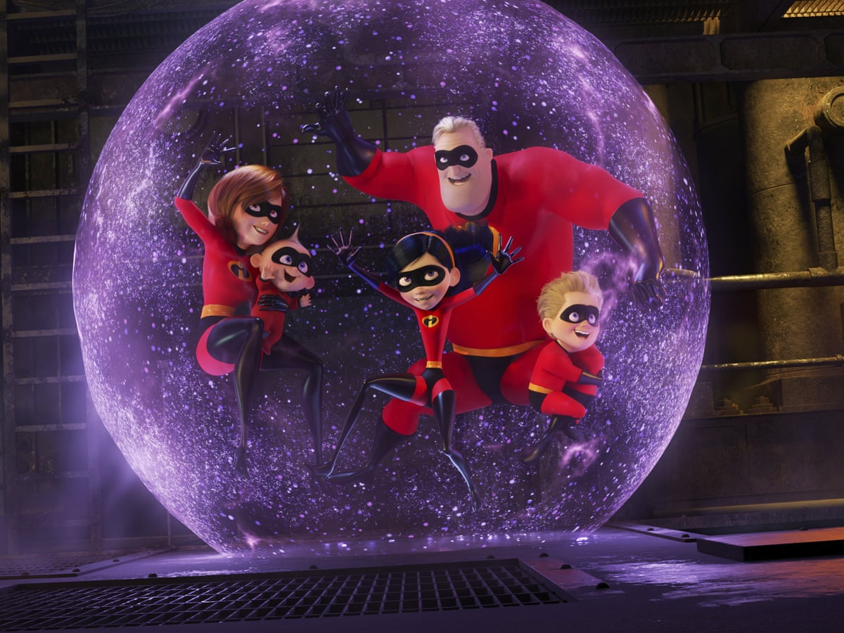 The Incredibles 2 Review Superhero Family Return In Fun And Zippy Sequel Incredibles 2 The Guardian