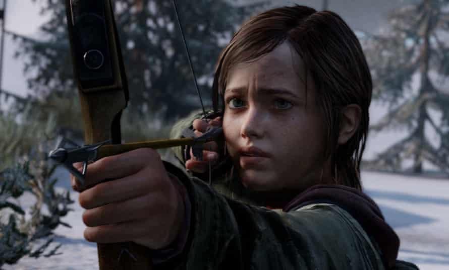 Ellie, Last of Us