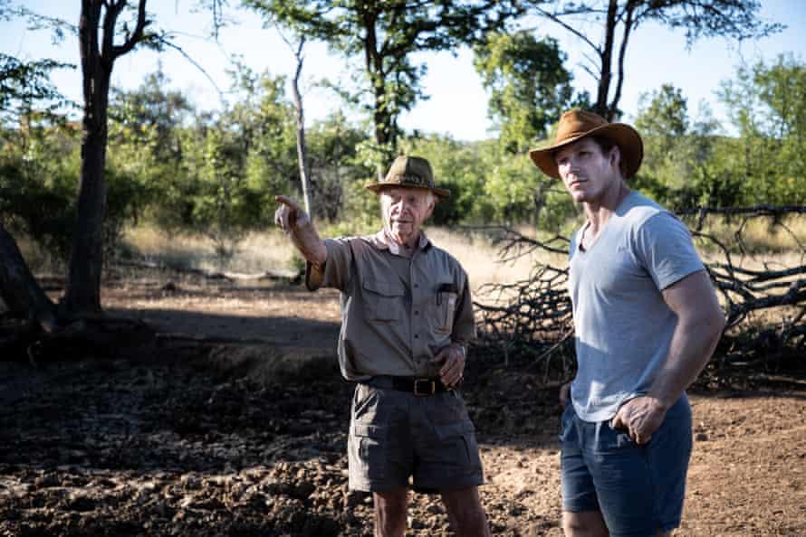 Pocock and Allan Savory in Zimbabwe.