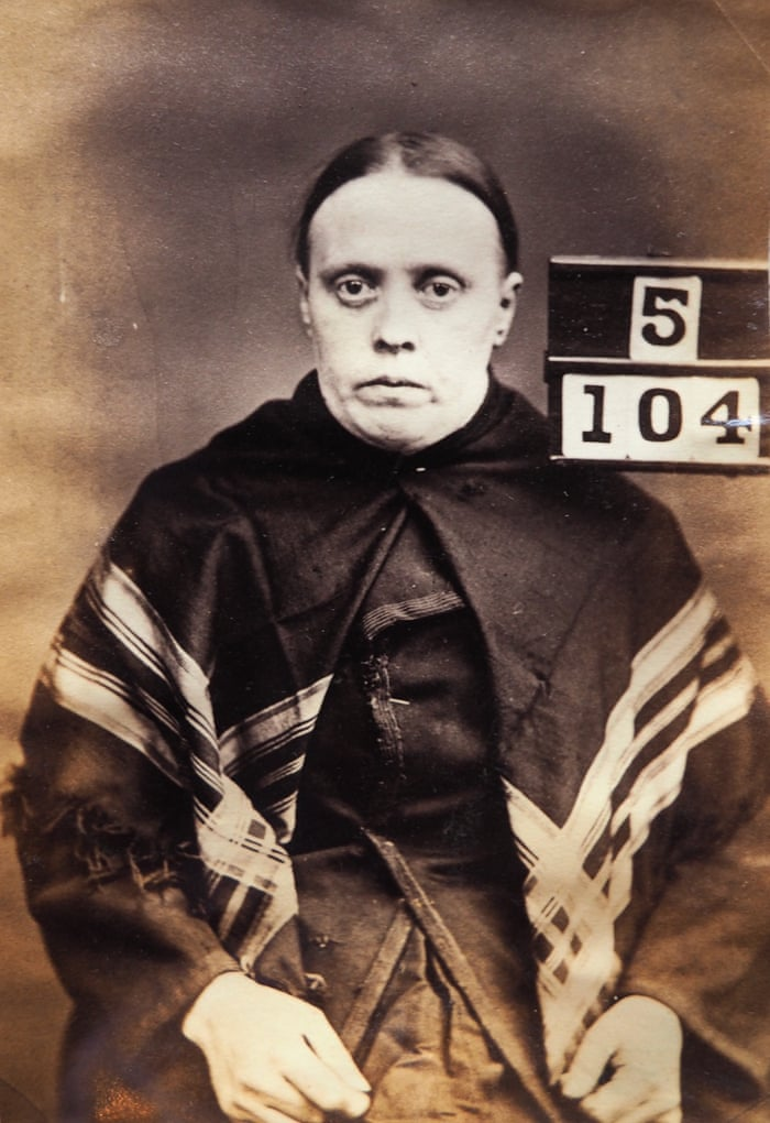 Police portraits of criminals from the 19th century – in pictures