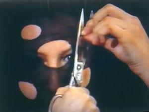 Sanja Iveković, Personal Cuts, 1982.