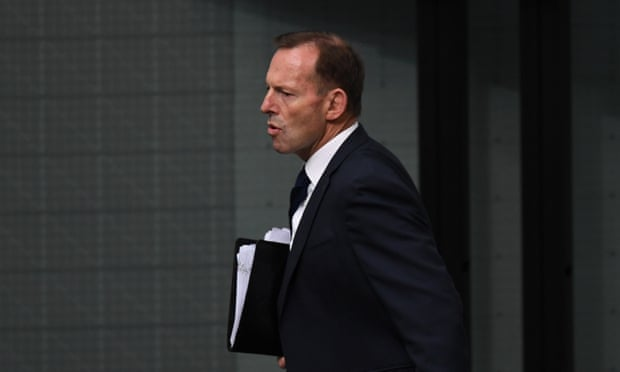 theguardian.com - Katharine Murphy - A clean energy target is not 'unconscionable', Tony Abbott. Wrecking climate policy is   Katharine Murphy