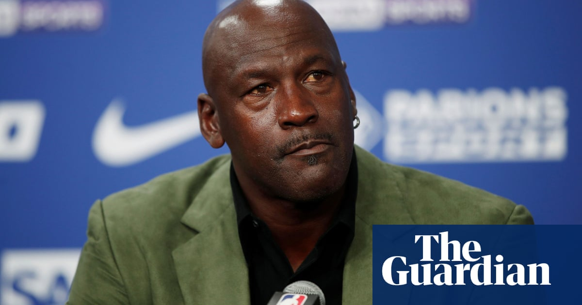 Michael Jordan condemns George Floyd death and ingrained racism of US