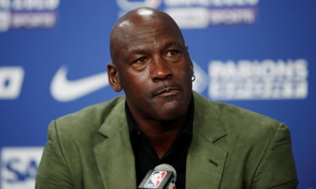 Michael Jordan condemns George Floyd death and 'ingrained racism' of US