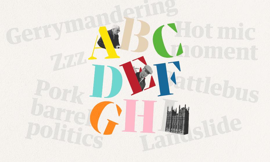 A-Z election jargon.