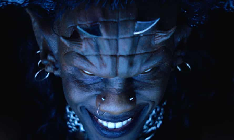 Yves Tumor in the video to Gospel for a New Century.