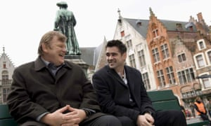 Brendan Gleeson and Colin Farrell, stars of In Bruges.