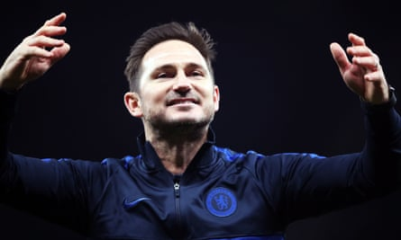 Frank Lampard wants to add to his squad, despite the success of several homegrown players this season.