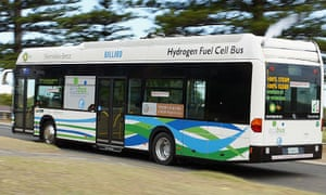 The greatest demand for hydrogen is likely to come from its use as a fuel for hydrogen-powered electric cars, long-haul heavy transport and public transport buses.