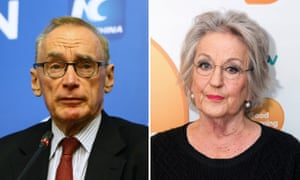 'And now we have the bizarre case of Germaine Greer and Bob Carr.'