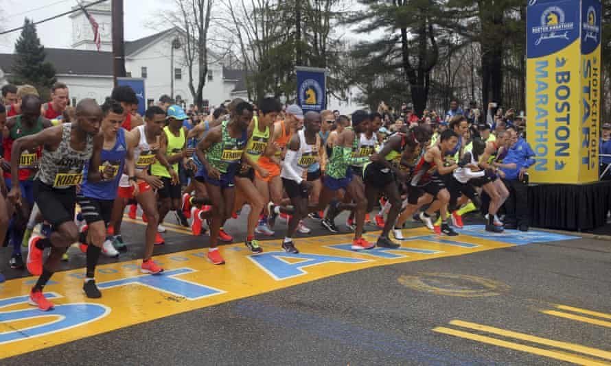 2020 Boston Marathon