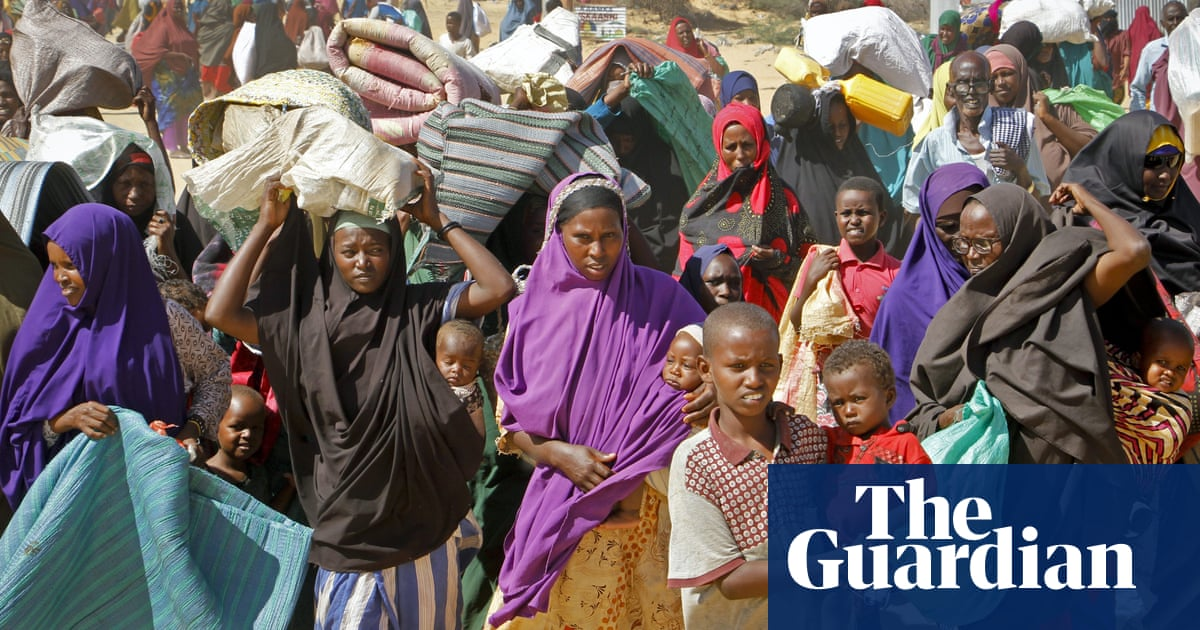 Mogadishu left reeling as climate and conflict spark rural exodus