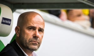 Peter Bosz was not Dortmund's first choice to replace Thomas Tuchel but his Ajax fingerprints were all over his new side's opening-day win.