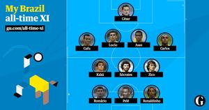 All-time Brazil XI.