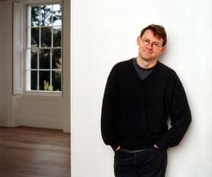 Nigel Slater in 2000.