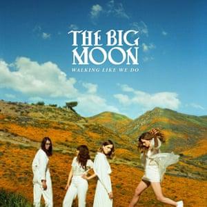 The Big Moon: Walking Like We Do album artwork