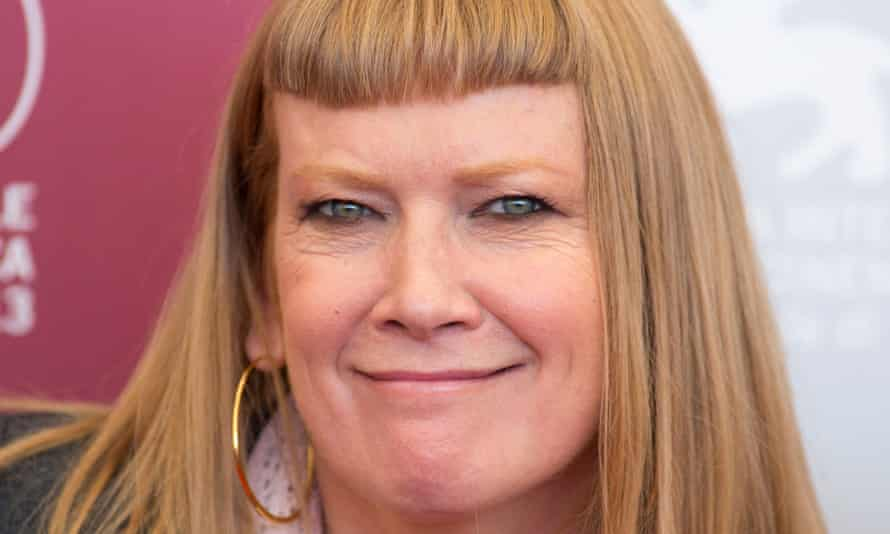 Andrea Arnold at the Venice jury photocall in 2013 … the director's latest film, American Honey, is one of the most eagerly-anticipated at Cannes this year.