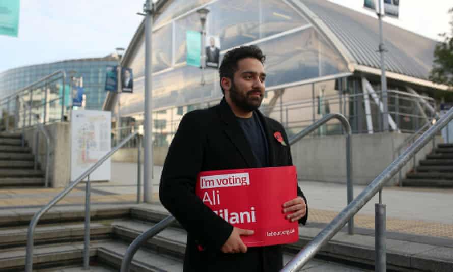 Labour's Ali Milani