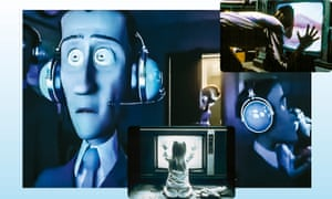 From left: The Incredibles 2; Poltergeist; Videodrome