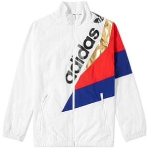Tribe track jacket, £89, Adidas, endclothing.com