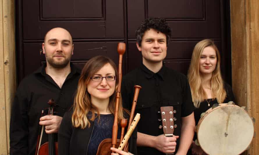 Outlandishly talented multi-instrumentalist … Emily Askew Band.