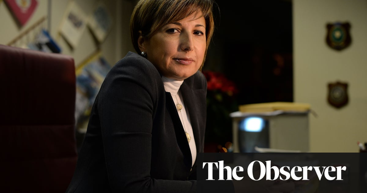 The Good Mothers review – women challenge the mafia | Books