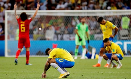 World Cup 2018: Reaction to Brazil's exit and Sweden v England buildup – live!