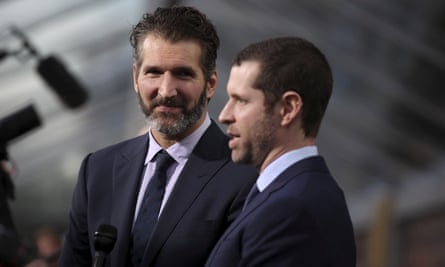 David Benioff and DB Weiss.