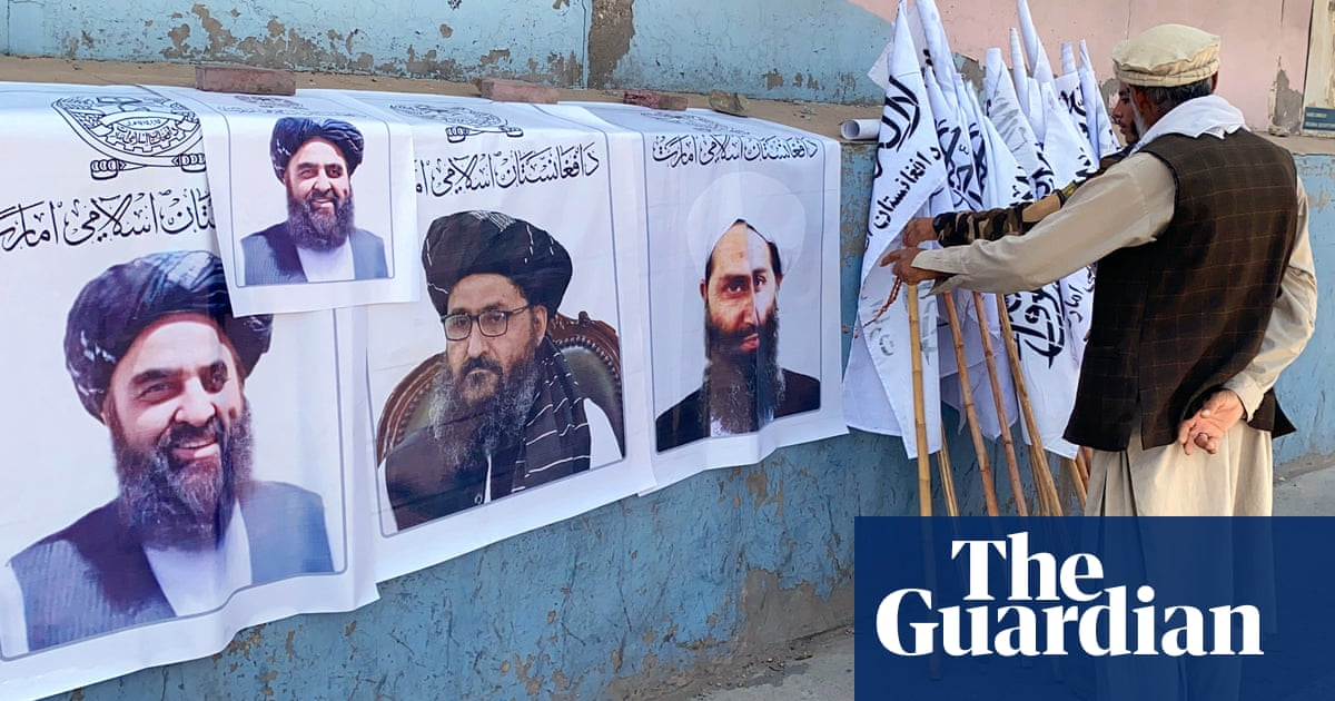 Questions in Kabul as two top Taliban leaders 'missing from public view'
