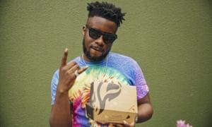 Maleek Berry ... afrobeat-meets-trap.