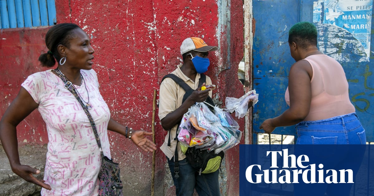 Haiti has no Covid vaccine doses as violence looms larger than pandemic
