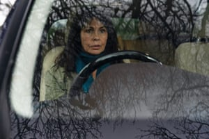 Twists and turns … Julie Graham as Rosalie in Penance