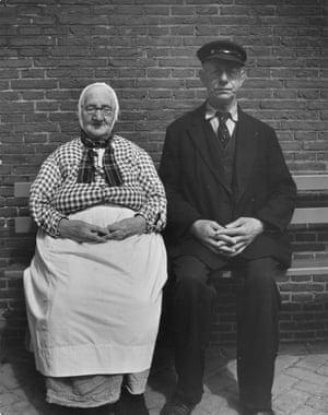 Emmy Andriesse (Dutch, 1914–1953) Untitled (Dutch Couple) c 1947