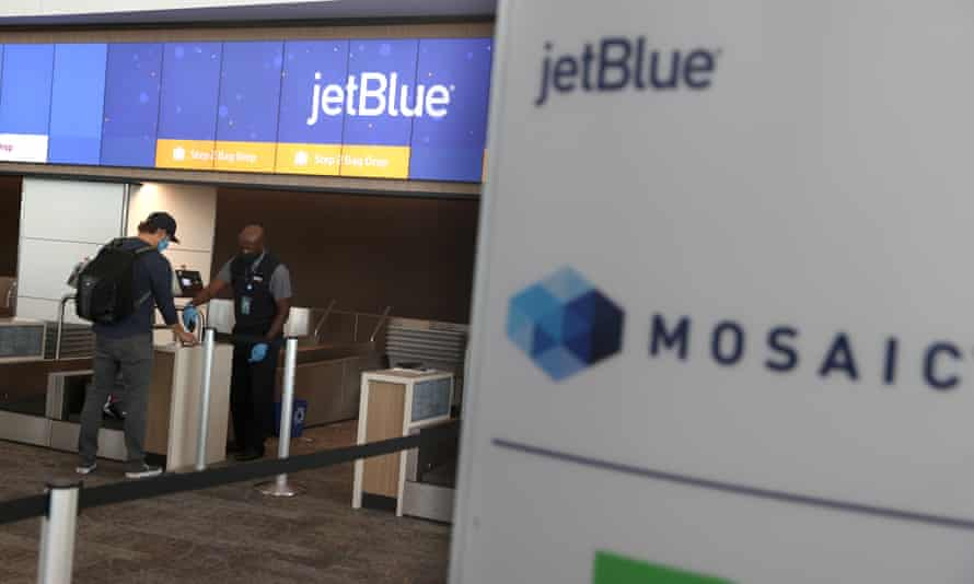 Two separate passengers on JetBlue flights are being fined for unruly behavior.