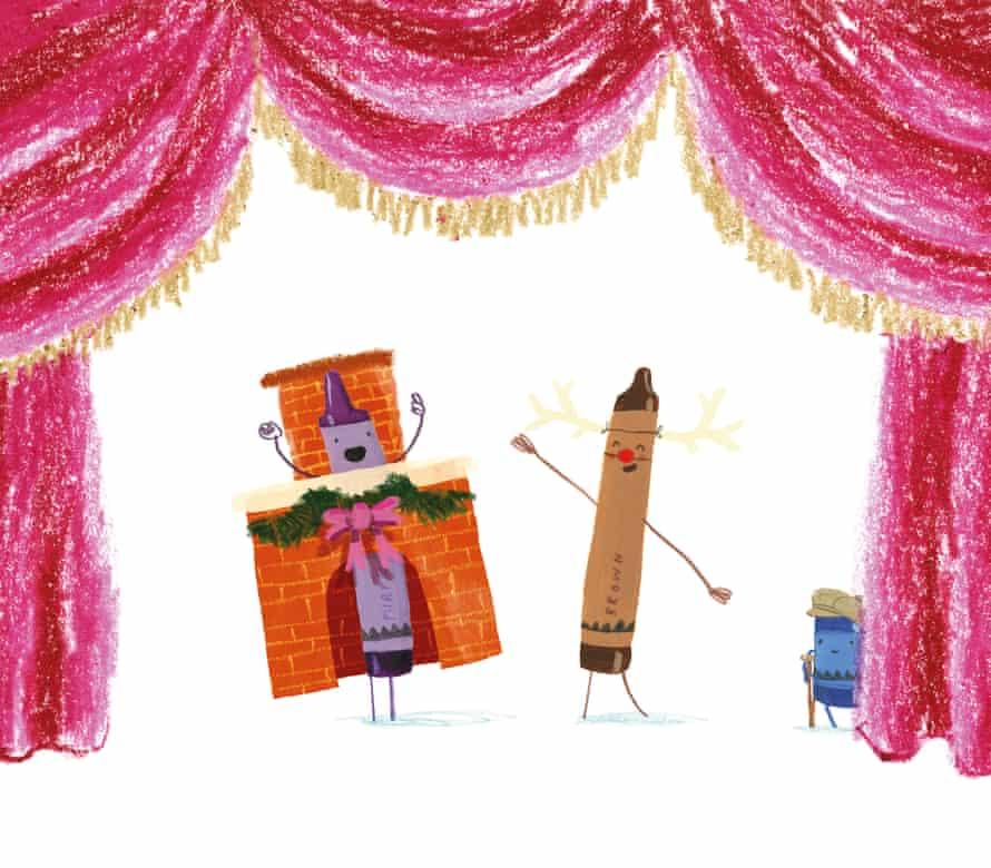 Drew Daywalt's The Crayons' Christmas