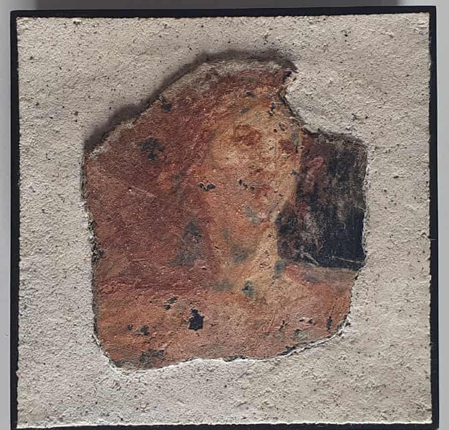 Estratto da un dipinto di Villa San Marco a Pompei.