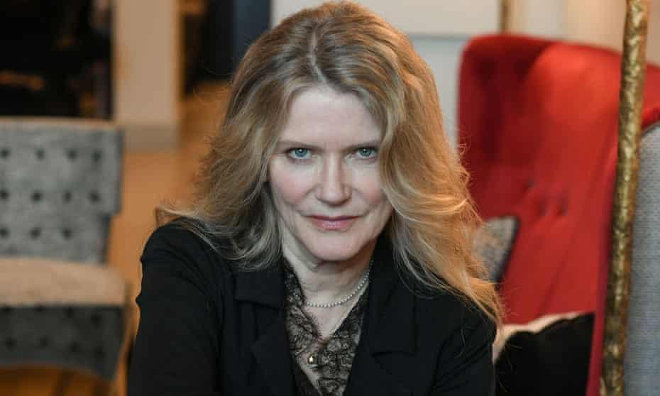 Barbara Sukowa in Rome in January this year.