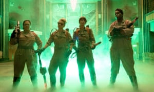 Who they gonna call? Ghostbusters was one of 2016's many comedy flops.
