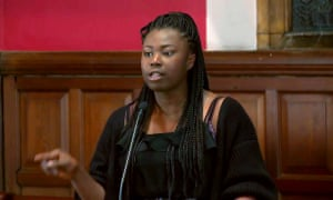 Annie Teriba is a third-year student at Wadham College, Oxford